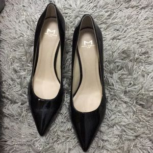 Black Marc Fisher Heels size 6.5